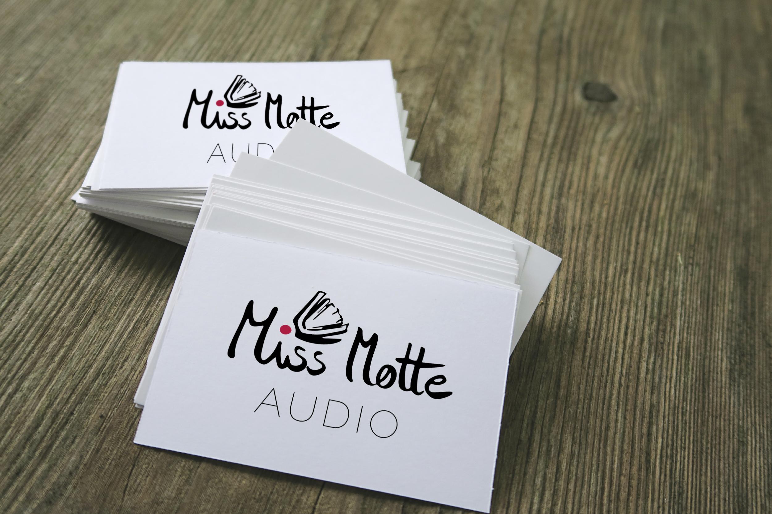 Miss-Motte-visitenkarten